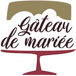 Logo Gâteau de Mariée