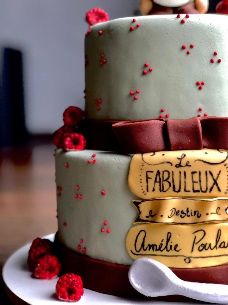Bolo - O Fabuloso Destino de Amélie Poulain - Zoom