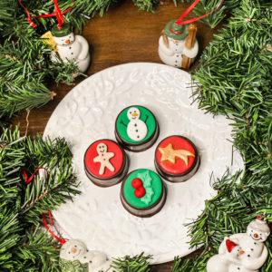 Pão de Mel Natal